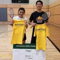 Intramural Sports Badminton Tournament