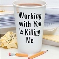 Working with You is Killing Me (CSDDP1-0047)