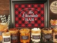 Winter Week 2018: Hot Cocoa Bar!