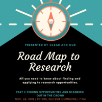 Roadmap to Research: Finding Opportunities