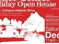 Holiday Open House with the UCCS Honors Ensemble