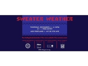 Sweater Weather 2018