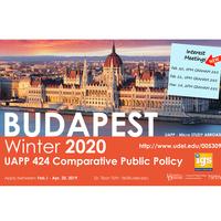 Study Abroad Interest Meeting - 20W Budapest, Hungary - UAPP