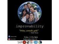Improvability – Improv Show