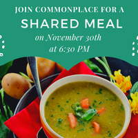 CommonPlace Shared Meal