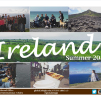 Lehigh in Ireland Info Session | Study Abroad