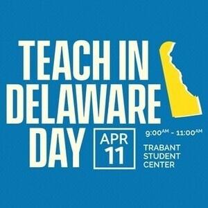 Teach in Delaware Day