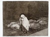 Perspective on Goya: Jesuœs Cruz