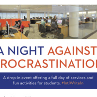 Night Against Procrastination