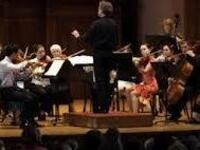 Arts & Sciences Orchestra, Philip Highfill, conductor; Robert Shannon, piano