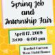 Spring Job & Internship Fair