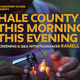 DOC TALK: HALE COUNTY THIS MORNING, THIS EVENING  Screening and Q&A with filmmaker RAMELL ROSS