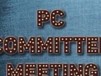 PC Committee Meeting