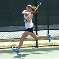Women's Tennis vs Newberry College