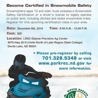 Snowmobile Youth Safety Course