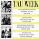 TAU WEEK Day 3 - Dress for Success Clothing Drive