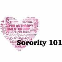 Sorority 101