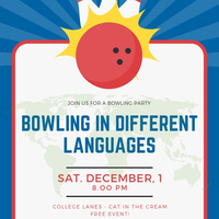 Bowling in Different Languages