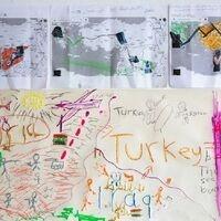 Migration 'Border-Crossers' Simulation