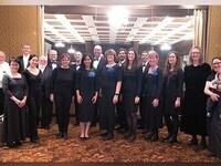 Noontime Showcase: Intel Singers