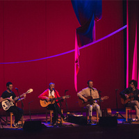 Caetano, Moreno, Zeca & Tom Veloso