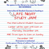 Study Night Jam