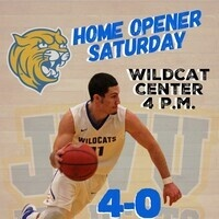 Men's Basketball Home Opener