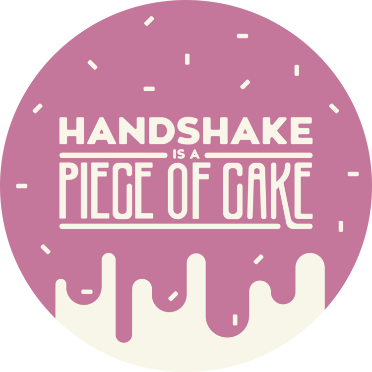 Handshake is a Piece of FUNNEL Cake: Seniors