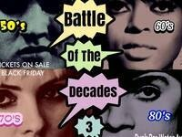 New Year's Eve Battle of the Decades