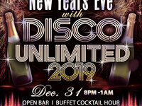 New Years Eve with Disco Unlimited