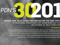 PDN's Emerging 30 Speakers Panel