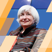 Foundation Medal honoring Janet Yellen