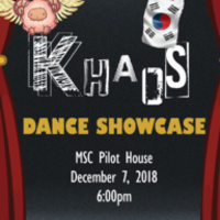Khaos' Fall 2018 Dance Showcase