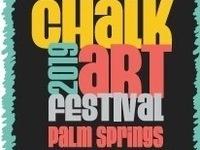9th Annual Palm Springs Chalk Art Festival