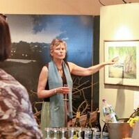 First Friday at the Museum: meet artist Ann Thiermann