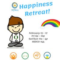 SKY@UO Happiness Retreat