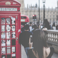 London is calling! Informational Session