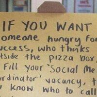 Prezumé + Pizza
