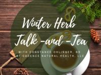Winter Herb Talk and Tea