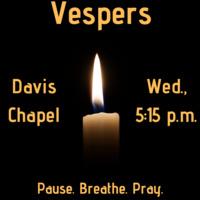 Service of Vespers