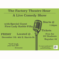 The Factory Theatre Hour