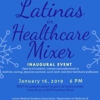 Latinas in Healthcare Mixer