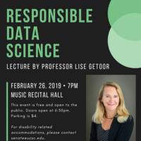 2019 Faculty Research Lecture