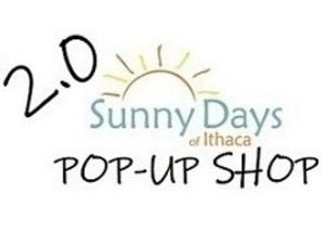 2.0 Sunny Days Holiday Pop-up Shop OPEN HOUSE!