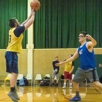 Open Recreation Basketball