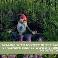 Climate Anxiety and Meditation Workshop