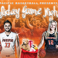 Men's Basketball Tiger's Toy Drive