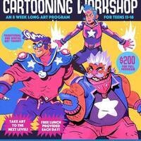 Cartooning Workshop