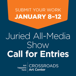 All Media Show Call for Entries - January 2019
