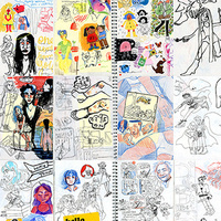 PRAXIS: A Sketchbook Show